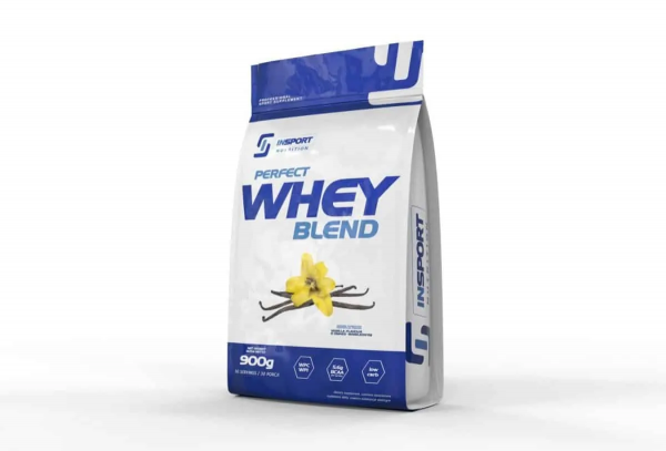 INSPORT PERFECT WHEY BLEND 900G