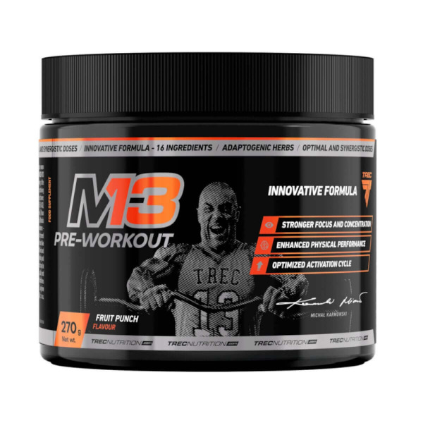 TREC M13 PRE-WORKOUT Limited Edition 330g