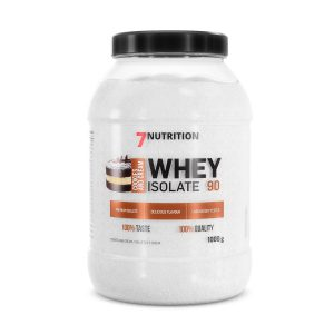7Nutrition Whey Isolate 90 - 1000g