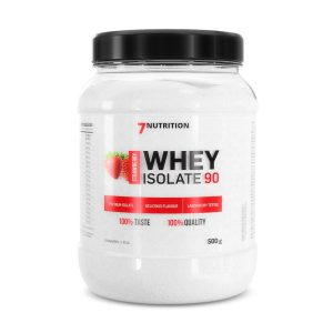 7Nutrition Whey Isolate 90 - 500g