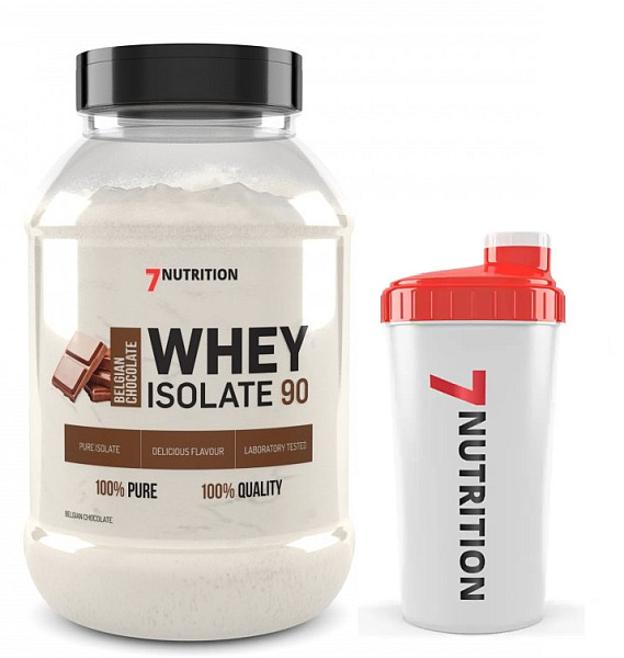 7Nutrition Whey Isolate 90 - 2000g
